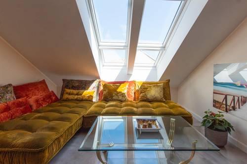 Luxuriöses vollmöbliertes Niedrigenergie-Apartment-Haus