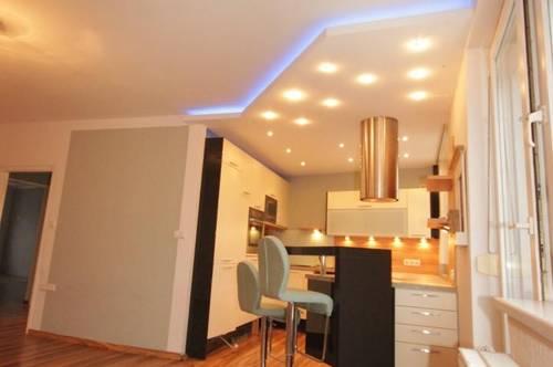 Wohnung ca. 92 m² mit großer Terrasse - Heizkosten und Satellitenfernsehen in der Gesamtmiete inkludiert