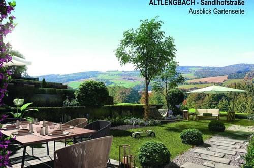 ERSTBEZUG & UNBEFRISTET Reihenhäuser in Altlengbach mit Weitblick