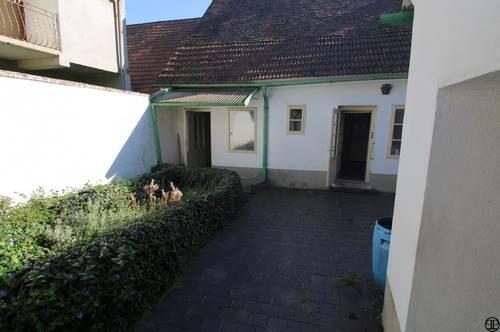 Einfamielienhaus im Zentrum der Weinstadt Retz