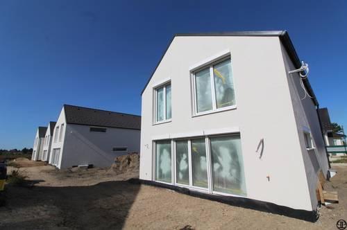 P&P: ERSTBEZUG & UNBEFRISTET Schöne Doppelhaushälfte mit 4 Zimmer, Keller, Garten, Fußbodenheizung