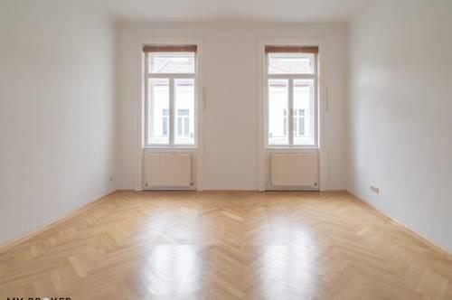 Ruhige 2 Zimmer Wohnung in guter Lage mit Balkon