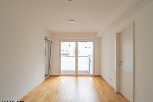 Schöne 3 Zimmer- Neubauwohnung mit Balkon