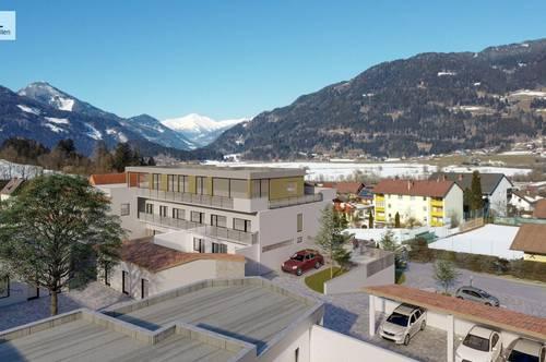 Modernes Wohnen in wunderschöner Lage! Wohnungen, Penthouse oder Reihenhaus in 8811 Scheifling