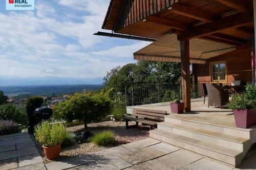 Stilvoller und großzügiger Landsitz in traumhafter Aussichtslage Nähe Kitzeck