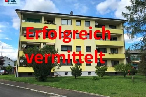 Eigentumswohnung in beliebter Wohnlage in Trofaiach