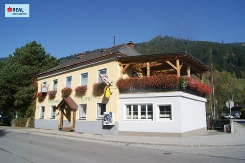 Gasthaus mit langjähriger Familiengeschichte in Rottenmann