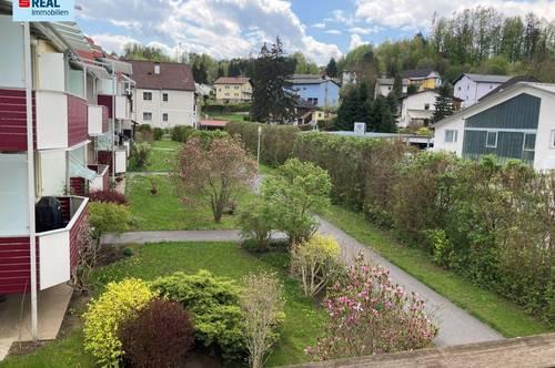 Schöne 3-Zimmer-Wohnung mit Balkon in der Ragnitz!