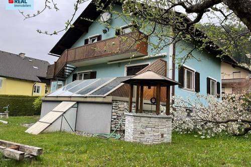 Einfamilienhaus in 8124 Übelbach mit schönem Grundstück!