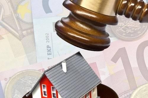 Einfamilienhaus zu versteigern