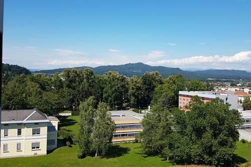 Sehr gut gelegene, gepflegte 3-Zimmer-Wohnung in der Nähe des Klinikum Klagenfurt!