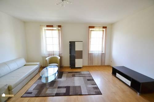 möbliertes 1-Zimmer Apartment mit Dusche und separatem WC, keine Küche möglich