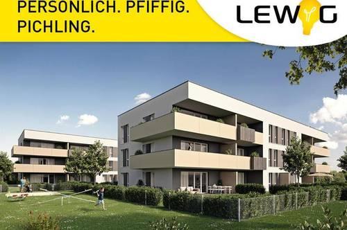 73m² Eigentumswohnungen - Pichling 3. BA