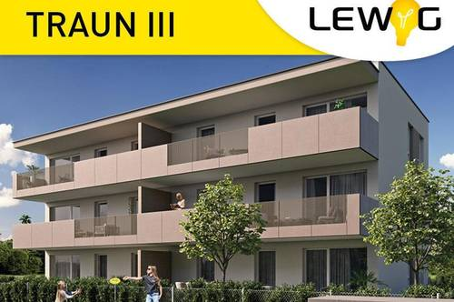 2-Raum-Wohnung mit großem Balkon