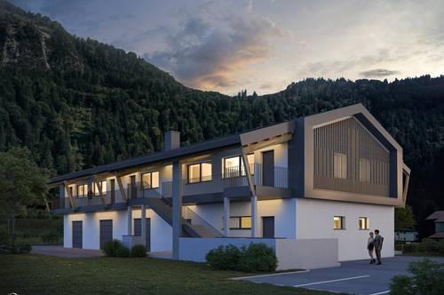 Erstbezug herrliche Mietwohnung in Radfeld