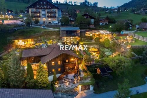 ein Landhaus & der schönste Garten Österreichs südlich der Alpen …