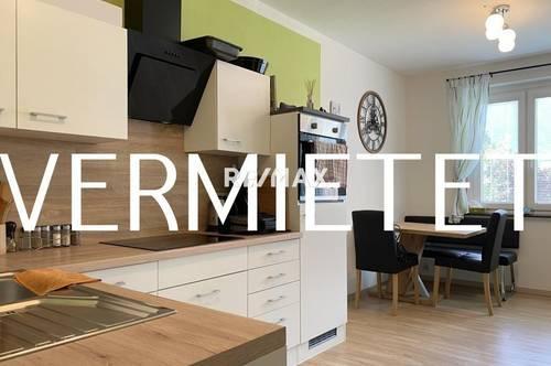 ERFOLGREICH VERMITTELT - Mietwohnung, 2 Schlafzimmer, Loggia, Autoabstellplatz
