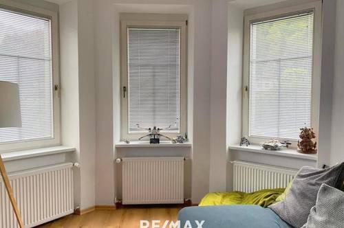 Gemütliche 3-Zi-Wohnung mit Balkon