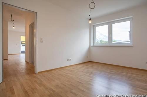 Anlage – 3-Zimmer Terrassenwohnung