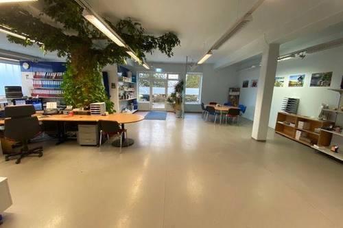 WÖRGL: Büro- Geschäftsfläche mit geräumigen Lager