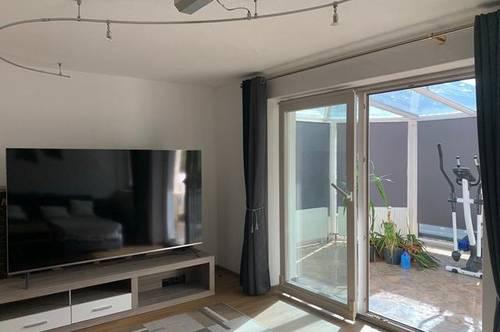3- Zimmer Wohnung mit Wintergarten!