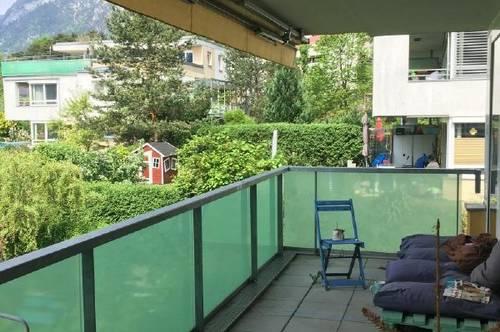 Gemütliche 3-Zimmer Terrassenwohnung in Kranebitten