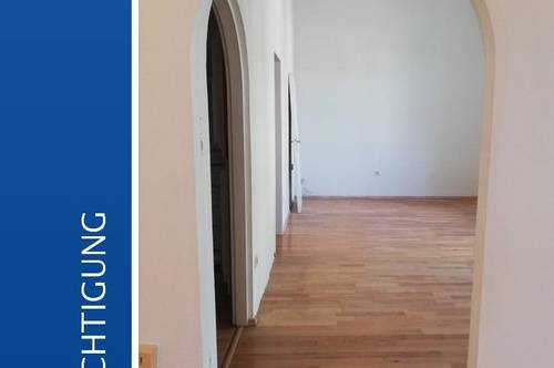 Schöne 2-Zimmer-Altbauwohnung