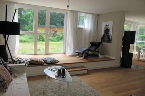 Erstbezug! Prachtvolle Gartenwohnung mit Terrasse in bester Lage!