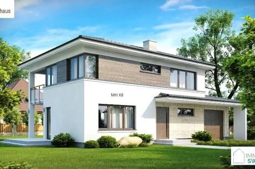 A Felixdorf - Top Modernes Einfamilienhaus mit Garage Belags-fertig!
