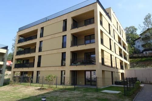 Modernster Wohnkomfort mit Eigengarten in der Wunderburgstraße 1!