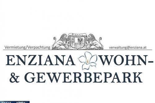 ENZIANA WOHN- & GEWERBEPARK Lagerflächen ab 10m²