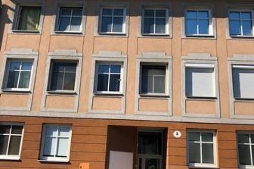 Sanierte 1-Zimmer-Wohnung im 3. Stock ohne Lift