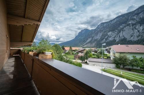 Ebbs: Große Dachgeschosswohnung ab sofort zu vermieten