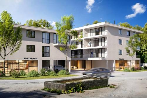 """TOP G3: Praxis in unmittelbarer Krankenhausnähe im Neubauprojekt """"Endach 18"""""""