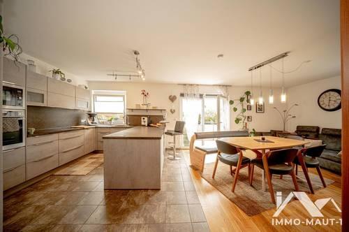 Neuwertige 4-Zimmer-Wohnung mit Panoramabalkon in Schwoich zu verkaufen