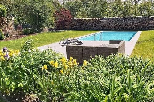 +++Mehrfamilienhaus perfekt für Anleger +Großfamilien +mit uneinsehbarem Garten***30km von Wien***