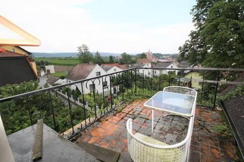 *** TOP PREIS € 129.000,- Haus 5 Zimmer Wfl. 125 m²  Gfl. 370 m²  In ruhiger Lage mit Blick über Pulkau ***