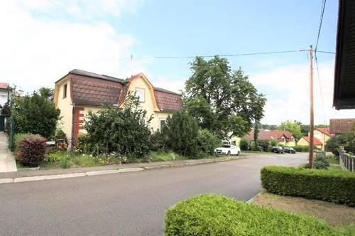 +++ Grundstück 370 m² + ZWEI GARAGENPLÄTZEN + geräumiges Einfamilienhaus  +  5 ZIMMER  +   +++