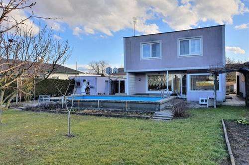 Einfamilienhaus mit Garten und Pool in Herzogenburg