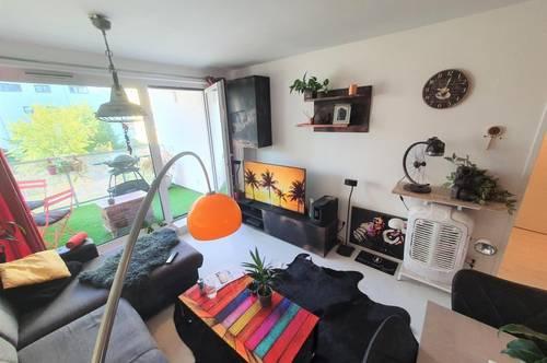 +++ Top gepflegte 2 Zimmer-Wohnung mit Loggia +++