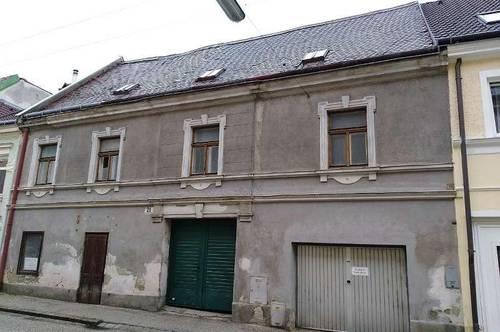 ***Historisches Stadthaus mit Baubewilligung +TOP LAGE+