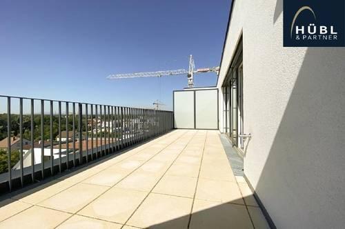 Traumhafte Familienwohnung | 4-Zimmer I 2 Terrassen (24 m² + 10 m²) I klimatisiert