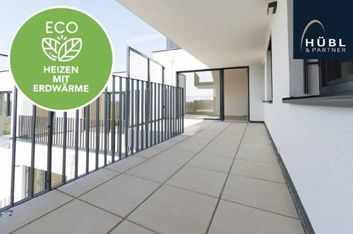 3-Zimmer mit Loggia | Erstbezug | Markenküche | Fußbodenheizung | elektr. Außenbeschattung | Lobau