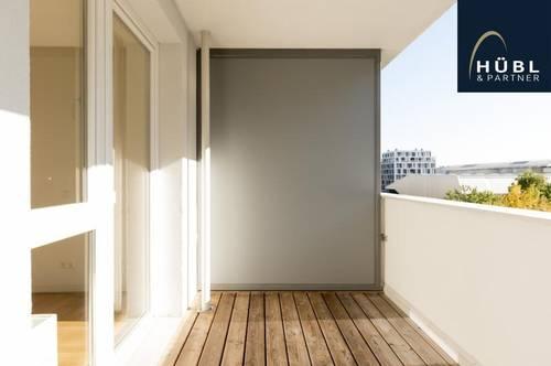 2-Zimmer-Wohnung mit Küche und Loggia | Panorama-Pool, Dachterrasse & Sauna