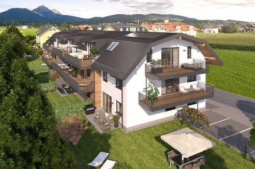 135m² Gartenfläche – Familiendomizil in Wals!