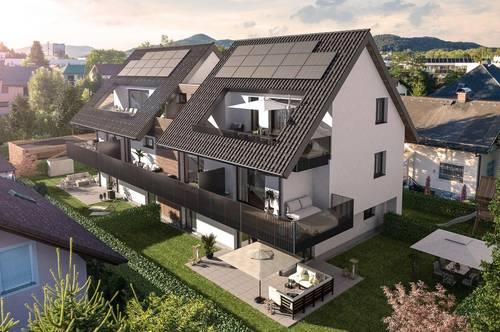 Singles & Paare: 2 Zimmer Wohnung mit Traum-Terrasse