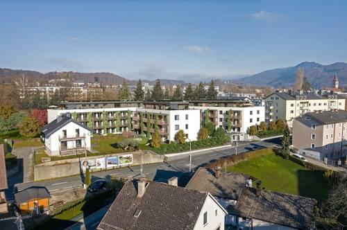 Ruhiges Stadtleben! 3 Zimmer mit Balkon