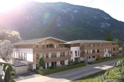 Jungfamilien-Wohnung mit Balkon & Terrasse