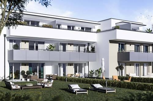 Sonnige 3 Zimmer Wohnung mit Garten