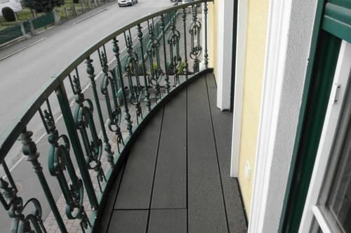 Im Zentrum von Jennersdorf: Mietwohnung (69m²) mit Balkon in ruhiger zentraler Lage!